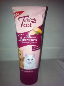 Tubicat Leberwurst für Katzen