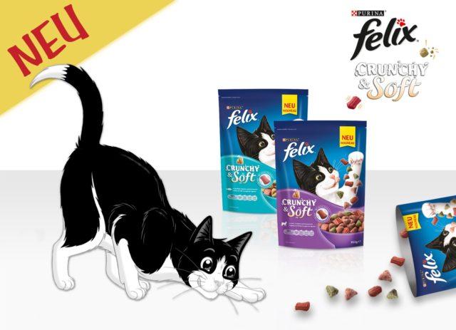Felix Crunchy Soft Mitmachen Und Futterpaket Gewinnen Revvet De